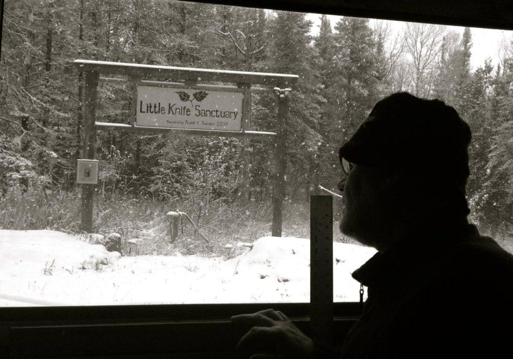 Little Knife Sanctuary Residency Vintage Trailer Park