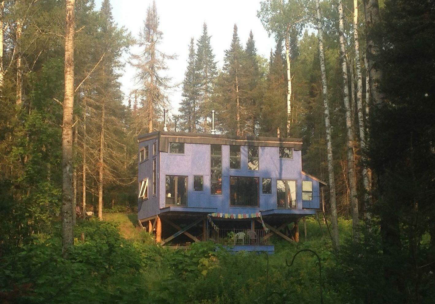 Blauhaus (Blue House)
